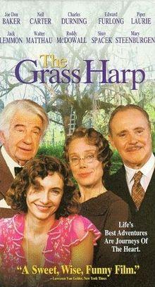 poster Film - Cararile sufletului - The Grass Harp (1995)