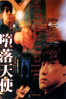 poster Film - Duo luo tian shi - Fallen Angels (1995)