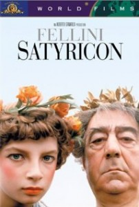 poster Film - Fellini Satyricon (1969) - subtitrat