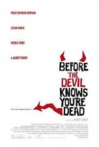 poster Film - Inainte sa afle diavolul ca ai murit - Before the Devil Knows You're Dead (2007)