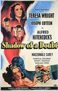 poster Film - Indoiala - Shadow of a Doubt (1943)