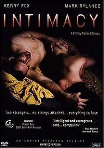 poster Film - Intimitate - Intimacy (2001)