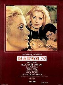 poster Film - Manon 70 (1968) - subtitrat