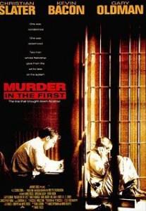 poster Film - Moarte in Alcatraz - Murder in the First (1995)