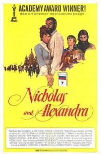 poster Film - Nicolae si Alexandra - Nicholas and Alexandra (1971)