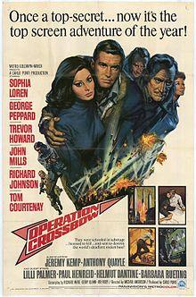 poster Film - Operation Crossbow (1965) - subtitrat