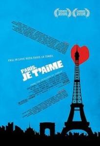 poster Film - Orasul iubirii - Paris, je t'aime (2006)