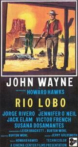 poster Film - Rio Lobo (1970) - subtitrat