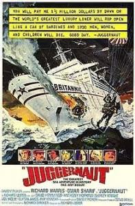 poster Film - Teroare pe Britannic - Juggernaut (1974)