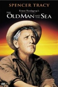 poster Film - Batranul si marea - The Old Man and the Sea (1958)