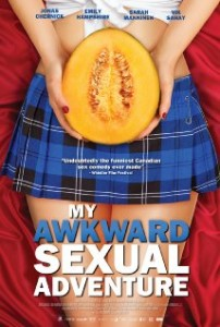 poster Film - Ciudata mea aventura sexuala - My Awkward Sexual Adventure (2012)