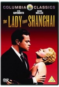 poster Film - Doamna din Shanghai - The Lady from Shanghai (1947)
