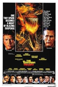 poster Film - Infernul din zgarie-nori - The Towering Inferno (1974)