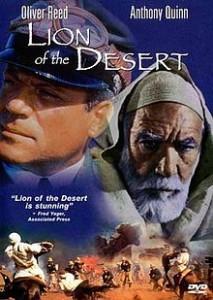 poster Film - Leul desrtului - Lion of the Desert (1981)