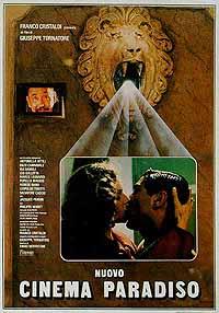 poster Film - Nuovo Cinema Paradiso - Cinema Paradiso (1988)