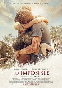 poster Film - Paradisul spulberat - The Impossible (2012)