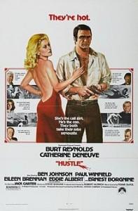 poster Film - Pe urmele criminalului - Hustle (1975)