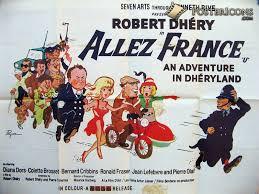 poster Allez France! (1964)