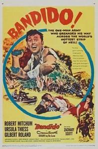 poster Film - Bandido (1956) - subtitrat