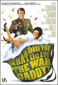 poster Film - Cum a fost la razboi, taticule (1966)