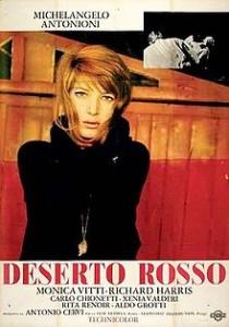 poster Film - Desertul rosu - Il deserto rosso (1964)
