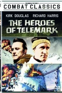 poster Film - Eroii de la Telemark - The Heroes of Telemark (1965)