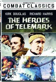 poster Film - Eroii de la Telemark - The Heroes of Telemark (1965)