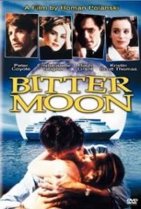 poster Film - Luna amara - Bitter Moon (1992)