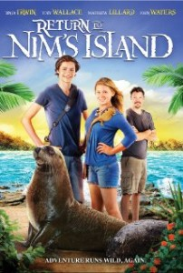 poster Film Return to Nim's Island (2013)