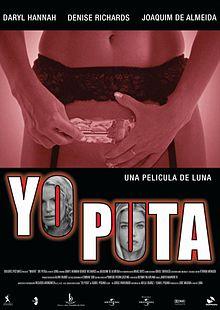 poster Film - Tarfa - The Life What's Your Pleasure - Yo puta (2004)