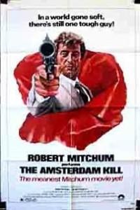 poster Film - Ucigas la Amsterdam - The Amsterdam Kill (1977)
