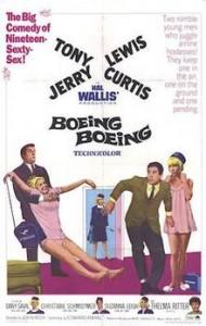 poster Boeing, Boeing (1965)