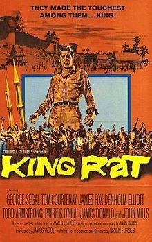 poster Film King Rat (1965)
