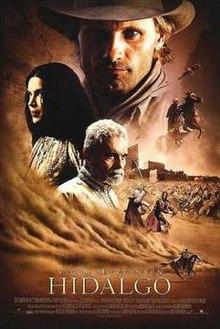 poster Hidalgo (2004)