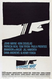 poster In Harm's Way (1965)
