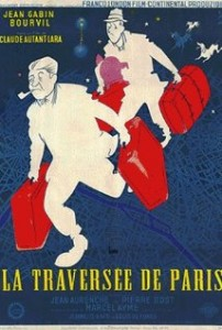 poster La Traversee De Paris (1956)