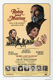 poster Robin and Marian (1976)