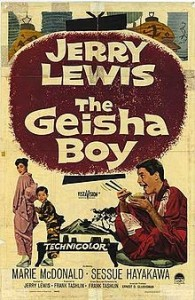poster The Geisha Boy (1958)