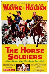 poster The Horse Soldiers (1959)