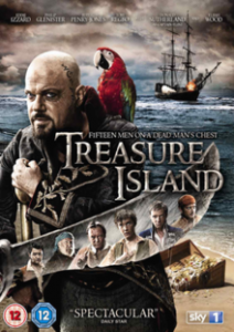 poster Treasure Island (2012)