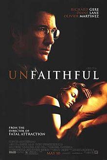 poster Unfaithful (2002)