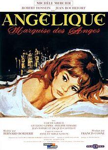 poster Angélique, Marquise des Anges