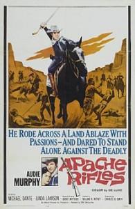 poster Apache Rifles (1964)