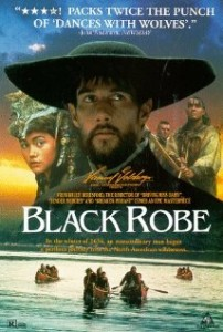 poster Black Robe (1991)