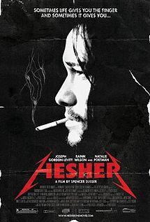 poster Hesher (2010)