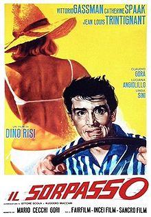 poster Il Sorpasso (1962)