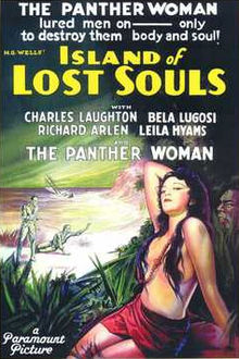poster Island of Lost Souls (1932)