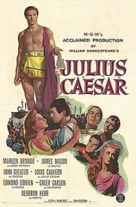 poster Julius Caesar (1953)