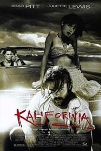 poster Kalifornia (1993)
