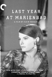 poster L'année dernière à Marienbad (1961)